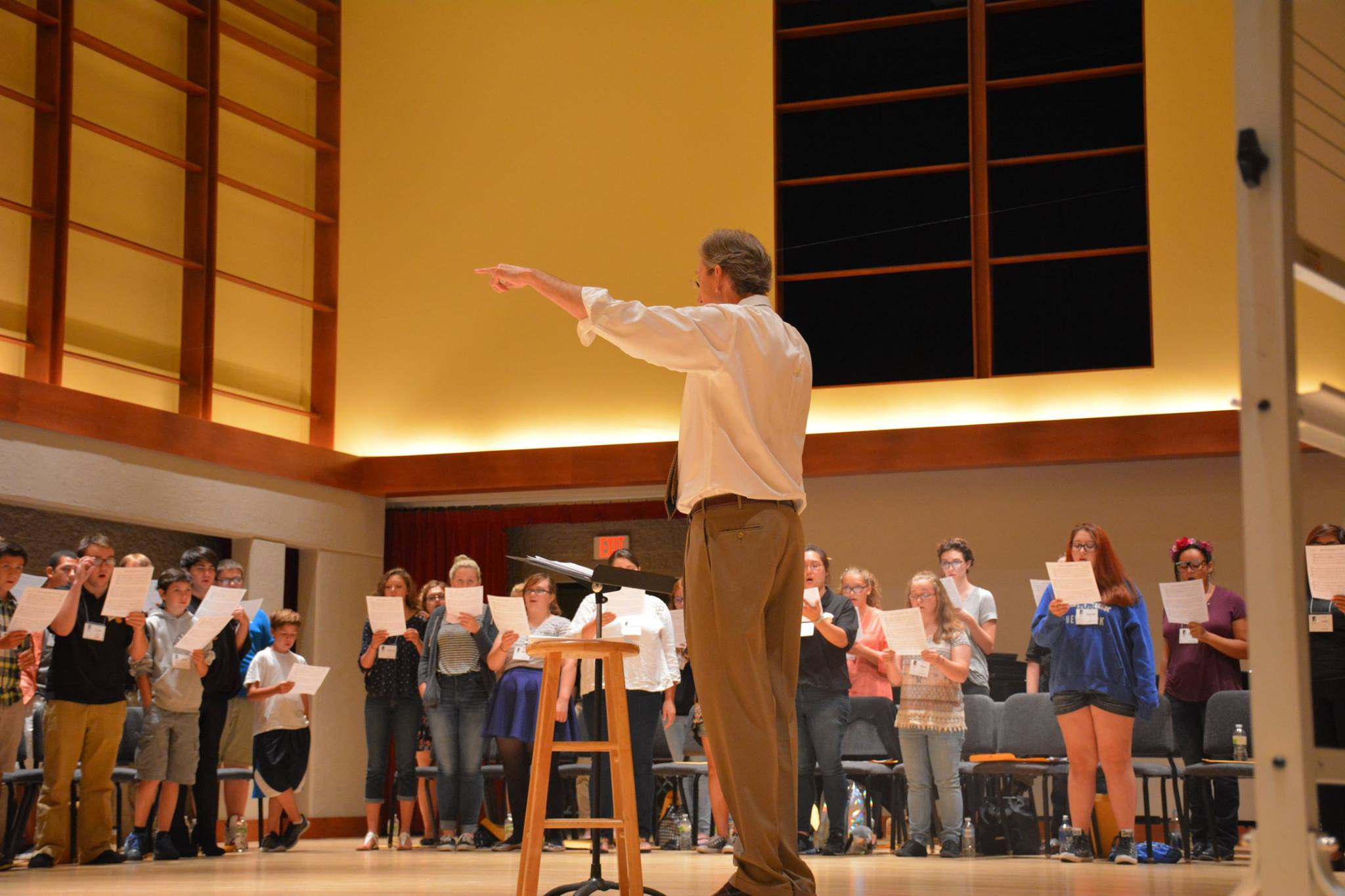 WIU Honor Choir